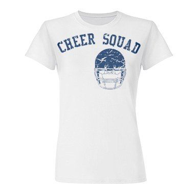 Football Cheer w/ Back