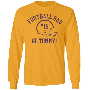 Football Dad Unisex Gildan