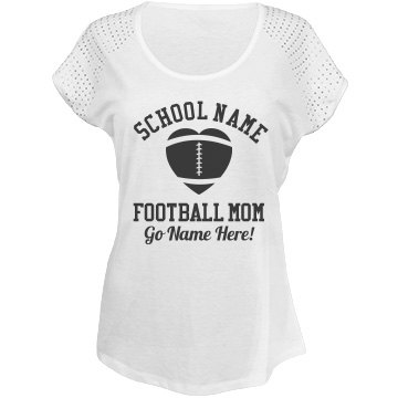 Football Mom Bling