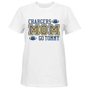 Football Mom Tee