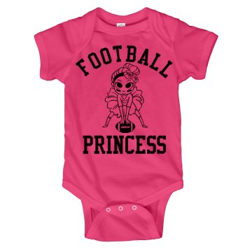 Football Sister Princess