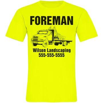 Foreman Landscaping
