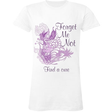 Forget Me Not Alzheimers