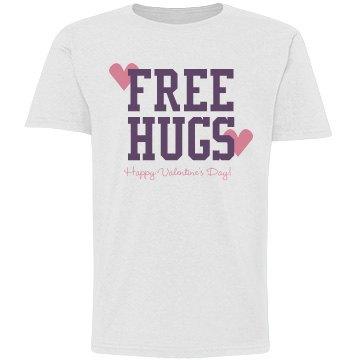 Free Valentine Hugs