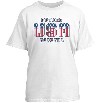 Future USA Hopeful