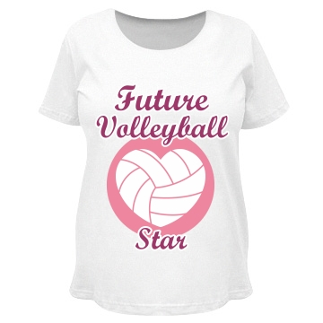 Future Volleyball Star