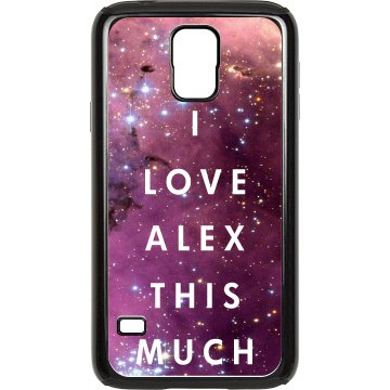 Galaxy of Love for Alex