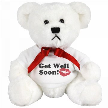 Get Well Soon Teddy