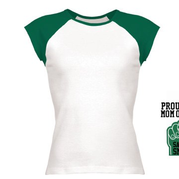 Girls Softball League Tee