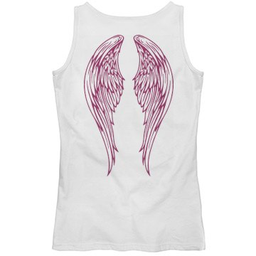 Girly Angel Wings