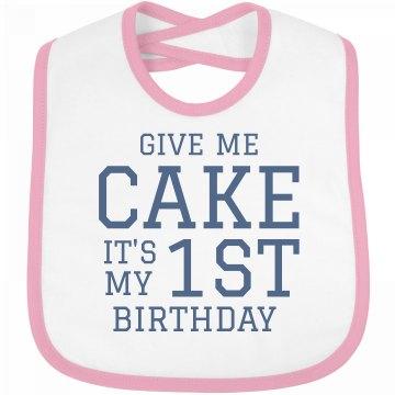 Give Me Cake