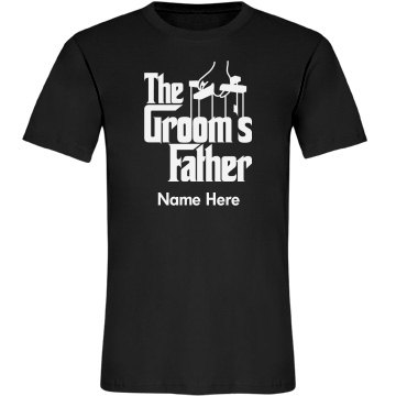 Godfather Grooms Father