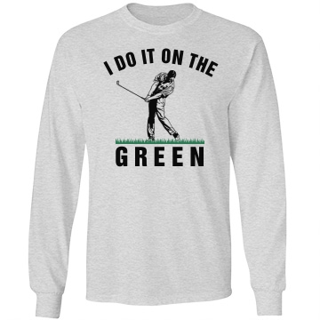 Golf On the Green Unisex Port