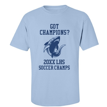 Got Champions?