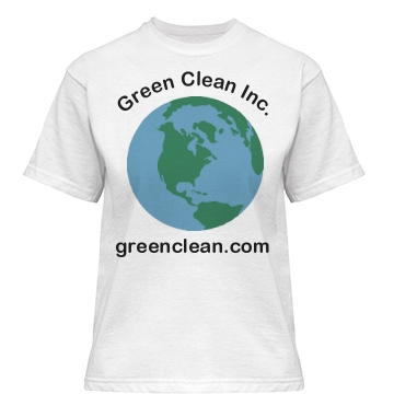 Green Clean Inc. w/ Back Misses Relaxed