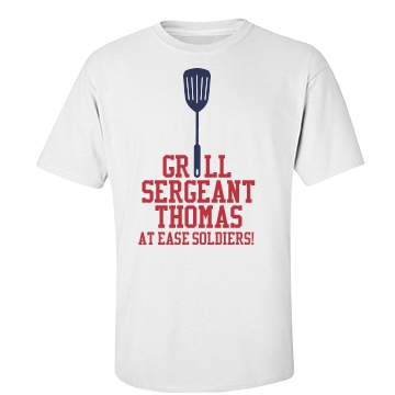 Grill Sergeant Dad T