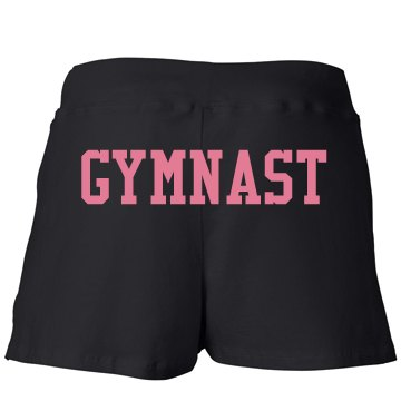 Gymnast Warmup Shorts