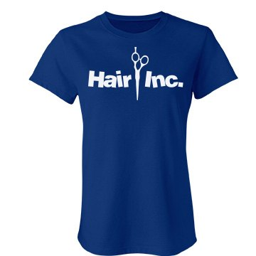 Hair Salon Shirt Junior Fit Bella Favorite Tee