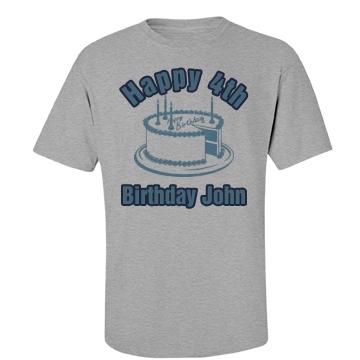 Happy 4th John
