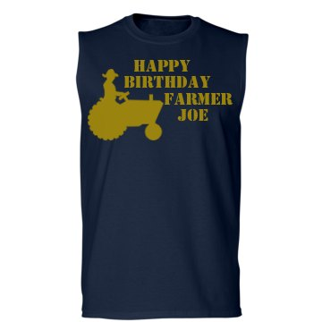 Happy Birthday Farmer