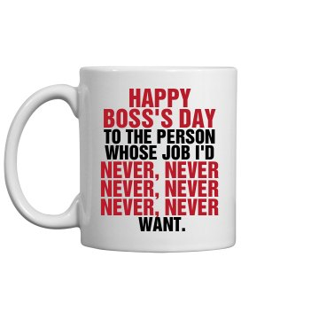 Happy Boss's Day, Boss!