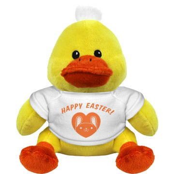 Happy Easter Cute Easter Plush