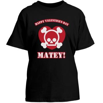 Happy V-Day Matey! Youth Port & Com