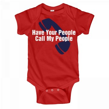 Have Your People Call