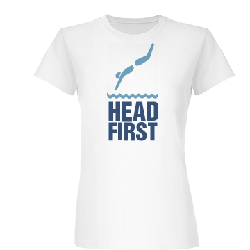 Head First Junior Fit Basic Bella Favorite Tee