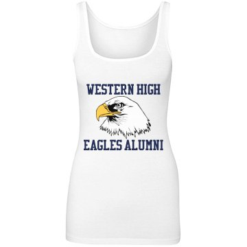 High School Alumni Tank