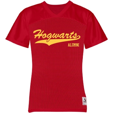 Hogwarts w/ Back Number J