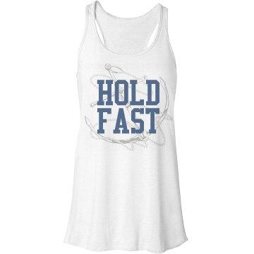 Hold Fast Tank Bella Flowy Lightweight Racerback Tank Top