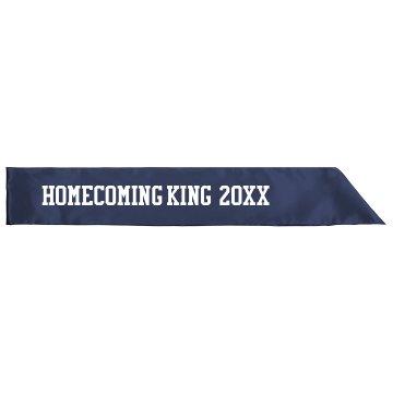 Homecoming King