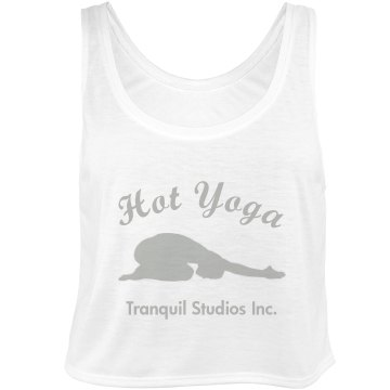 Hot Yoga Studio Cover Up