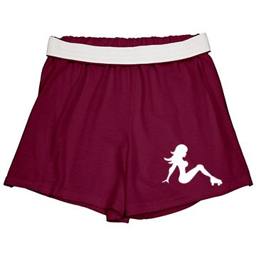 How We Roll Derby Shorts Junior Fit Soffe Cheer Shorts