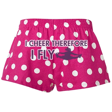 I Cheer Therefore I Fly