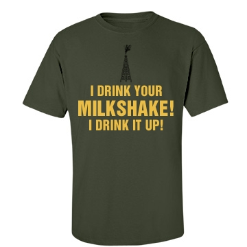 I Drink It Up Unisex Gildan Heavy Cotton Crew Neck Tee