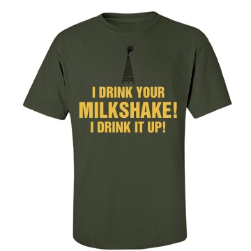 I Drink It Up Unisex Port & Company Essential Tee