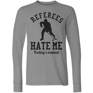 I Hate Hockey Referees