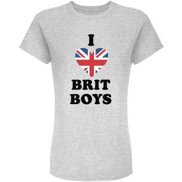 I Heart Brit Boys