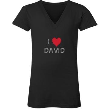 I Heart David