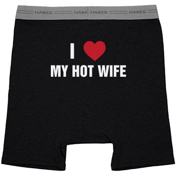 I Heart My Hot Wife