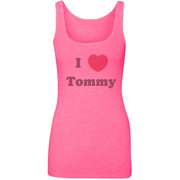 I Heart Tommy Junio