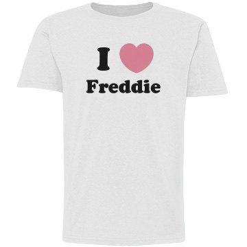 I love Freddie