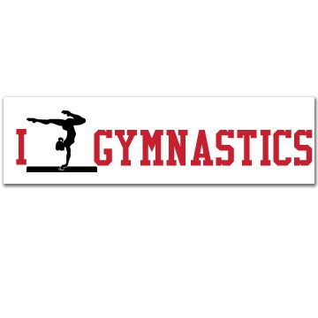 I Love Gymnastics
