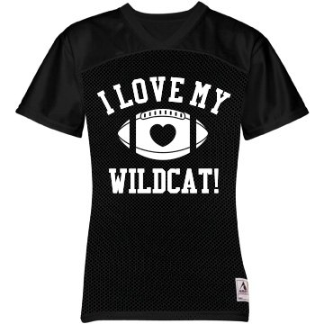 I Love My Wildcat