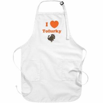 I Love Tofurky