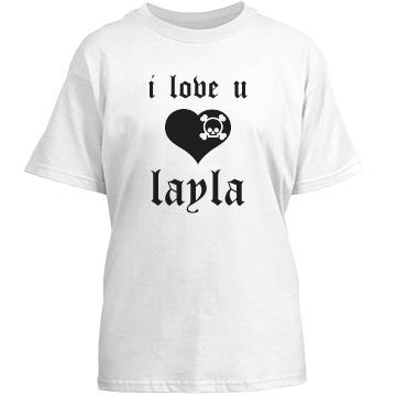 I Love U Layla