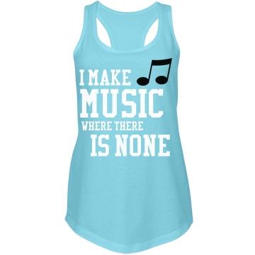 I Make Music