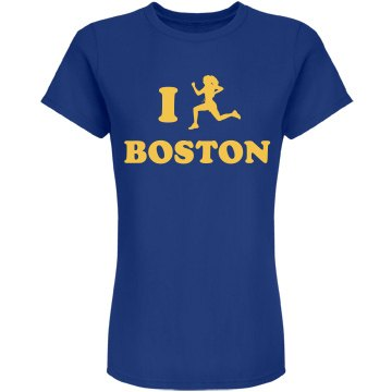 I Run Boston